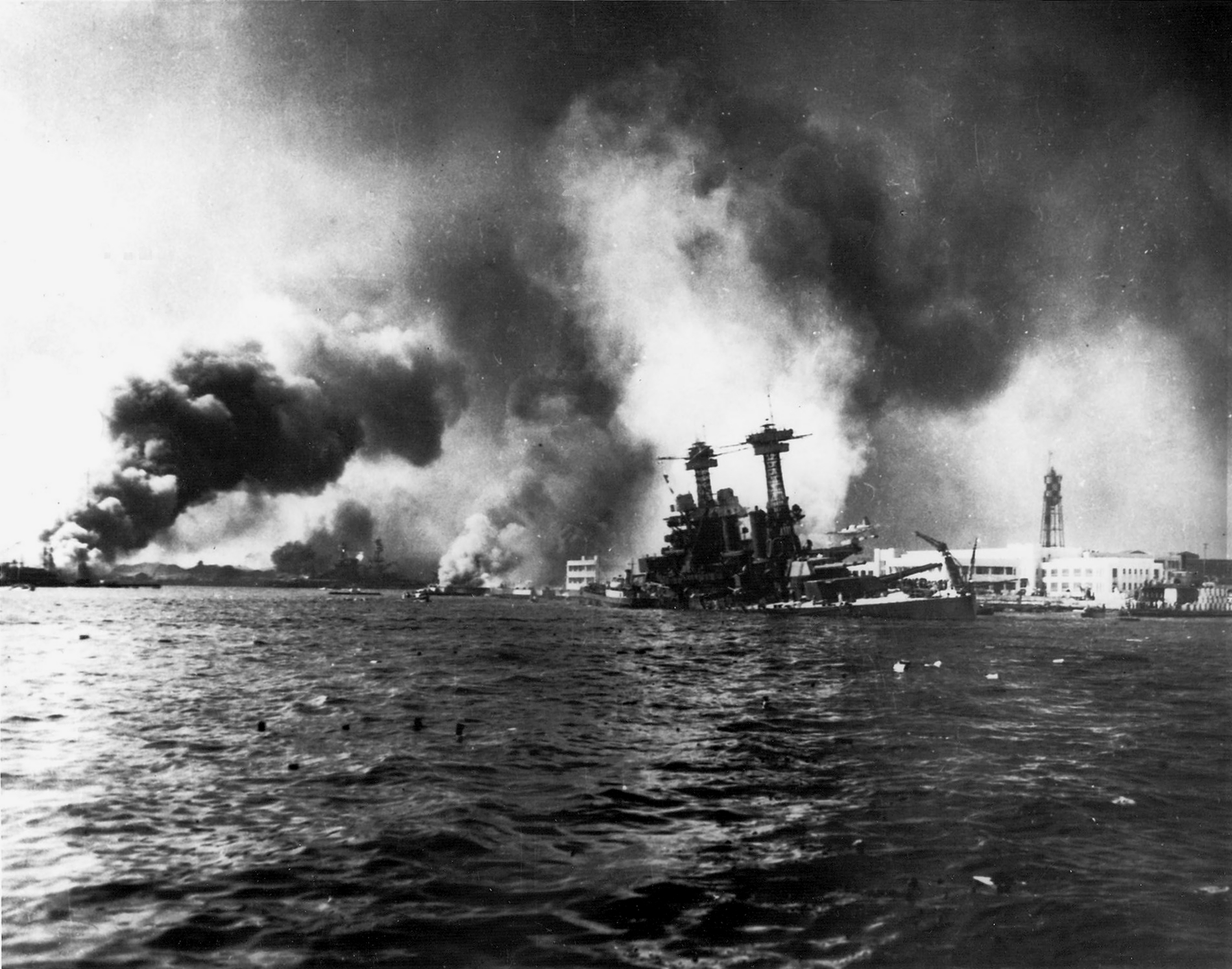 why did japan attack pearl harbor thesis statement His thesis rests on the memory  could not have prevented pearl harbor, because japan never sent any message to  of the pearl harbor attack lies in the.