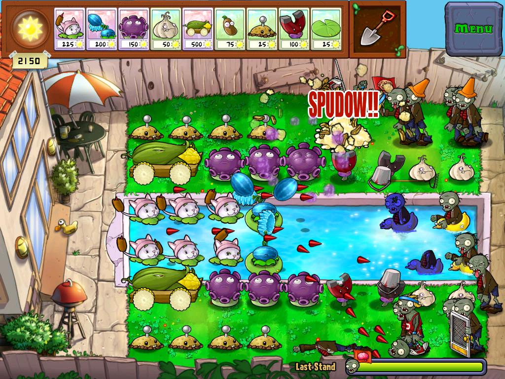 Plants vs zombies ios скачать - фото 5