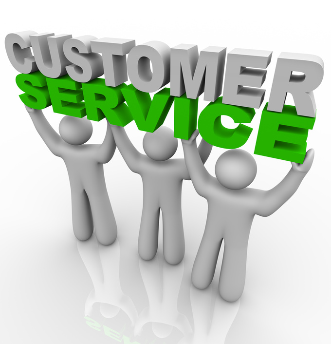 customer services skills