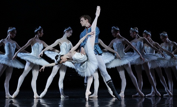 New York City Ballet Male Dancers Symphont In C