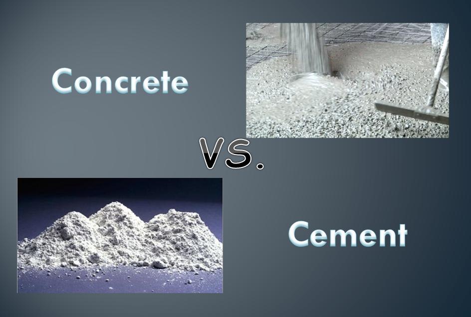 Concrete Vs Cement Vs Mortar : Concrete vs cement historical aspects components