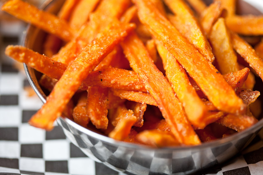 Sweet Potato Fries Calories - EnkiVillage