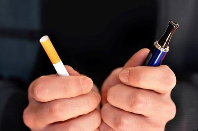 Which electronic cigarette has the most nicotine