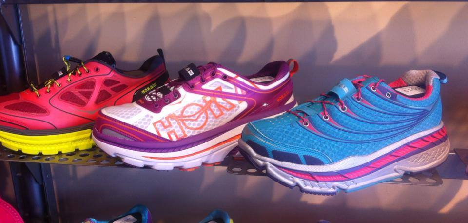 Although the industry has trended toward lightweight shoes with limited cushioning, Hoka One One has introduced options that combine elements of minimalist