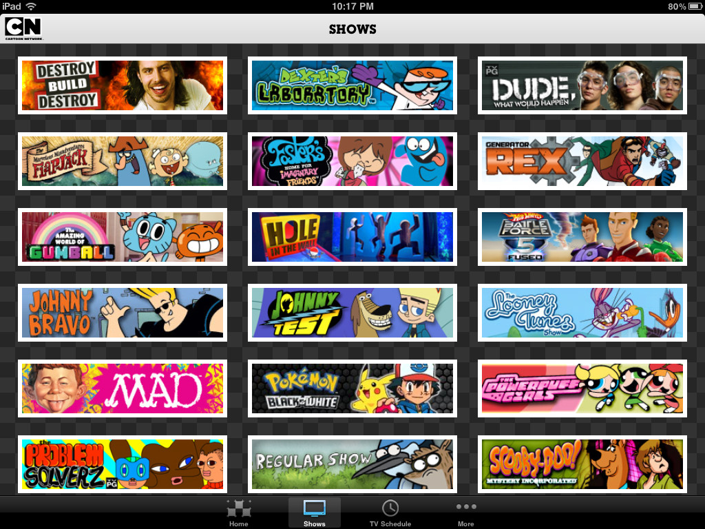 List of programmes broadcast by Cartoon Network (India ...