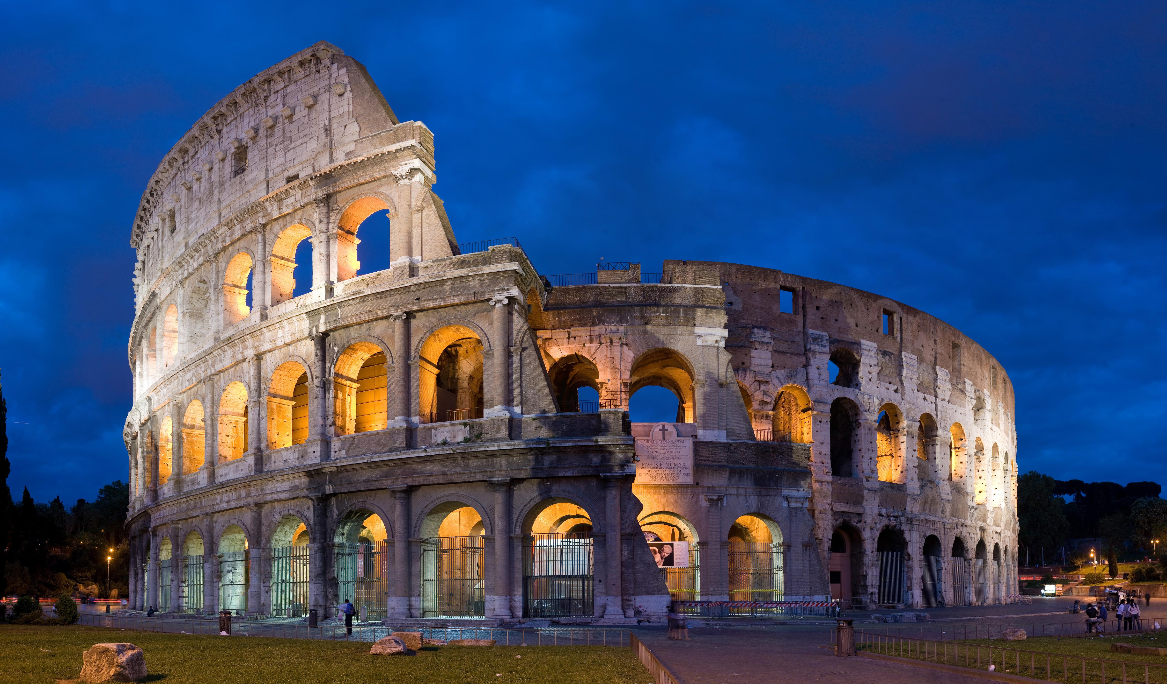 Roma 10 ting å gjøre - Introduksjon