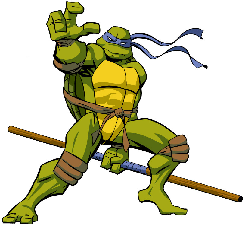 Donatello is named after  Ninja Turtles