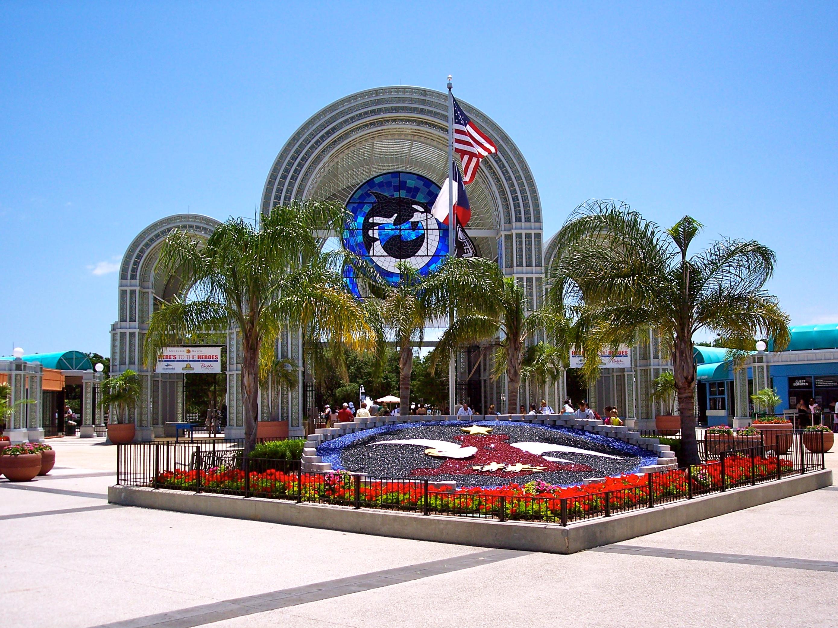 Restaurants Near Seaworld San Antonio Texas